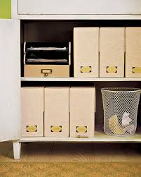 Martha Stewart Desk Organizer by Clever Office Unused Space Martha Stewart