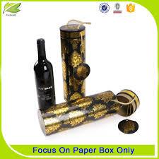 Luxury Wine Glasses Cardboard Wine Glass Tube Cardboard Wine Glass Tube Suppliers And