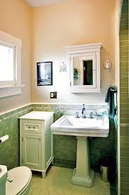 Period Bathroom Fixtures Craftsman Makeover For A California Bungalow California Bungalow
