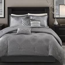 Jersey Comforters 14 Best Gray Comforters In 2017 Chic Grey Bedding And Duvet Covers