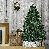 christmas trees christmas decorations tesco