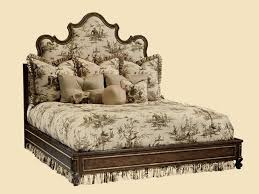Marge Carson Bedroom Furniture by Marge Carson Bedroom Design Folio Traditional Bed Dsf11 2