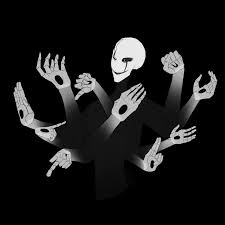 gaster the who speaks in beware of the who speaks in by deaththebunny on deviantart