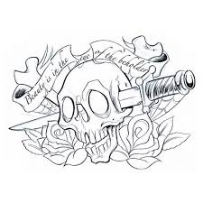 tattoo stencil designs from stencil kingdom clip art library