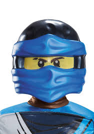 ninjago jay lego child mask