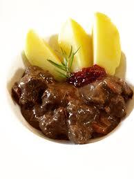 comment cuisiner du cerf ragoût de cerf hirschgulasch cookismo recettes saines faciles