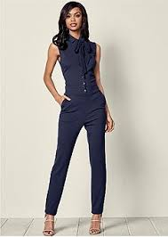 black jumpsuit sleeve s jumpsuit sale by venus