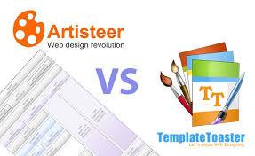 artisteer or templatetoaster for joomla