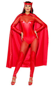 Halloween Costume Devil Woman Fiery Force Woman Devil Costume 86 99 Costume Land