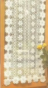 Crochet Curtain Designs 19 Best Szydełkowe Firaneczki I Zazdroski Images On Pinterest