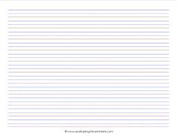 writing paper template horizontal lined paper template virtren com 8 best images of printable lined writing paper landscape