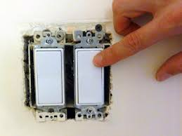 how to replace a light switch with a dimmer how to replace a bathroom light fixture how tos diy