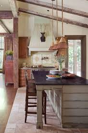 Kitchen Interiors Design Lovely Kitchen Interiors Designed In The Rustic Style