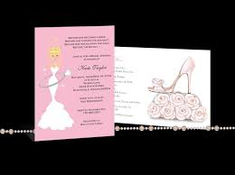 Bridal Shower Invitation Wording Bridal Showers Invitations Vertabox Com