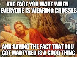 Buddy Christ Meme - buddy christ meme imgflip