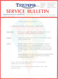 service bulletin clutch release rod 57 1736