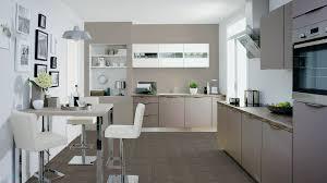 papier peint cuisine moderne papier peint cuisine moderne génial awesome cuisine beige mur taupe