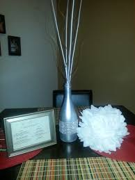 Picture Frame Centerpieces by 70 Best Wine Bottles Centerpiece Images On Pinterest Wine Bottle