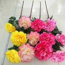 Decorative Flowers For Home by Popular Silk Flower Shop Buy Cheap Silk Flower Shop Lots From