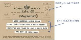send a telegram uk europe world telegram sam
