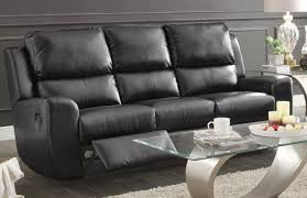 Black Leather Reclining Sectional Sofa Sofa White Leather Reclining Sofa Mind Blowing Leather Sofa