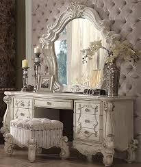 Wrought Iron Vanity Set Vanity Table Shop Best Deals On Vanity Tables U0026 Makeup Tables