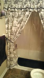 fancy shower curtains with valance luxury shower curtains luxury