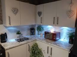 can you paint b q kitchen cabinets paints washing machine fridge using b q bargains