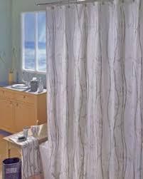 bathroom vinyl shower curtains zia bathroom with valance and