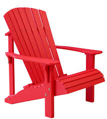 k poly deluxe adirondack chair herron u0027s amish furniture