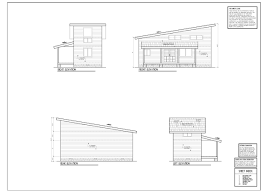 Foundation Floor Plan by Arrowhead Drafting