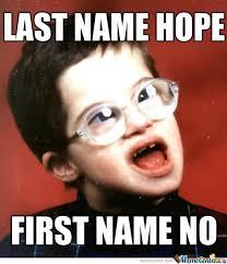 Hope Meme - no hope by kingchrome meme center