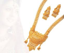 gold har set gold haar set in vastrapur ahmedabad gujarat india