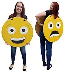 Emoticon Costume Halloween 7 Recycled Projects Images Diy Ideas