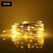 copper wire led lights china diy copper wire led string lights wine bottles cork lights