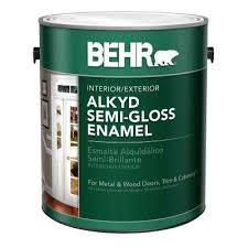 semi gloss the home depot