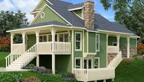 sloping lot house plans u0026 home designs direct from the designers