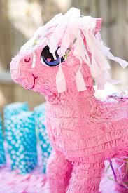 my pony pinata kara s party ideas glam floral my pony birthday party