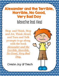 Bad Day Go Away A Book For Children And The Terrible Horrible No Bad Day Read Aloud