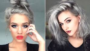 granny chic granny chic is taking over the world one grey hair at a time so