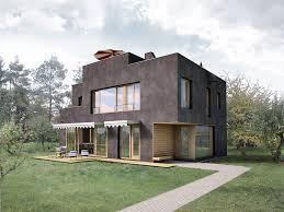 single family house in slivenec u2013 apropos architects