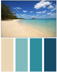 ocean color palette google search color coordination