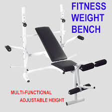 bench press weight set bench decoration