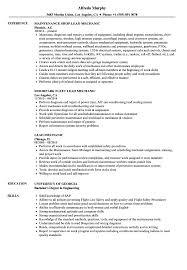 resume templates word accountant trailers plus peterborough lead mechanic resume sles velvet jobs