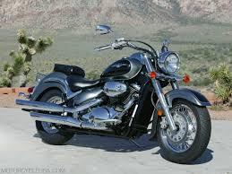 2005 suzuki boulevard first ride motorcycle usa