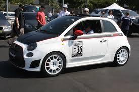 Fiat 500 Abarth White Targa Trophy 2013 White Fiat 500 Abarth White Wheels Hgms