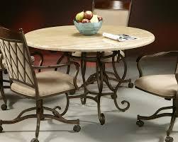 Kitchen Table Top Granite Round Granite Top Dining Table Set Starrkingschool