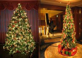 decorated christmas trees pictures and ideas