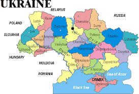 map ukraine ukraine maps