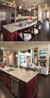 Eat In Kitchen Island 14 Best Kitchen Designs Trendmaker Homes Images On Pinterest